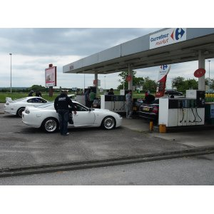 fuelstop DB2013 in France