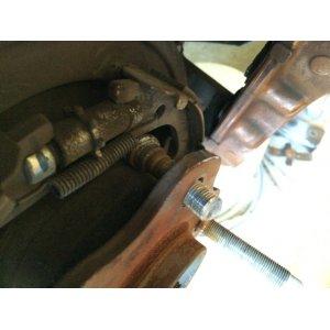 removing broken ARP stud