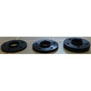 Custom wheel spacers