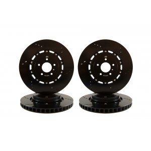 Two Piece Iron Rotor Kit