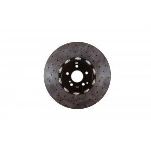 ST Carbon Ceramic Brake Rotor Upgrade