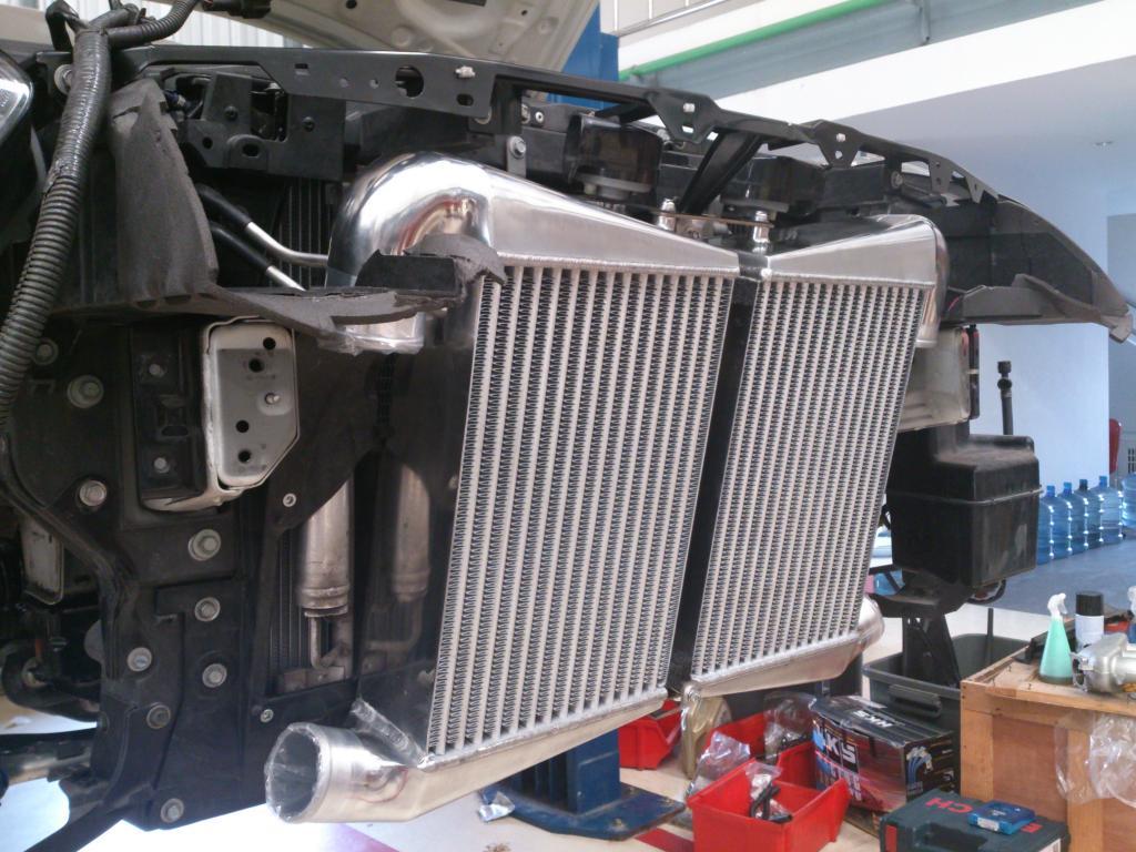 Gtr Alpha 12 >> The intercooler poll - Power and Drivetrain - Nissan GT-R ...