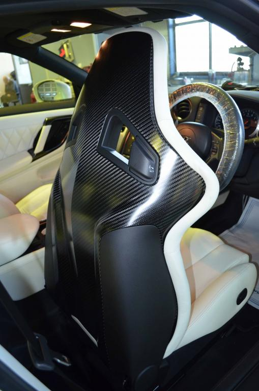 New Recaro R35 Specific Seats Interior And Exterior Nissan Gt R Heritage