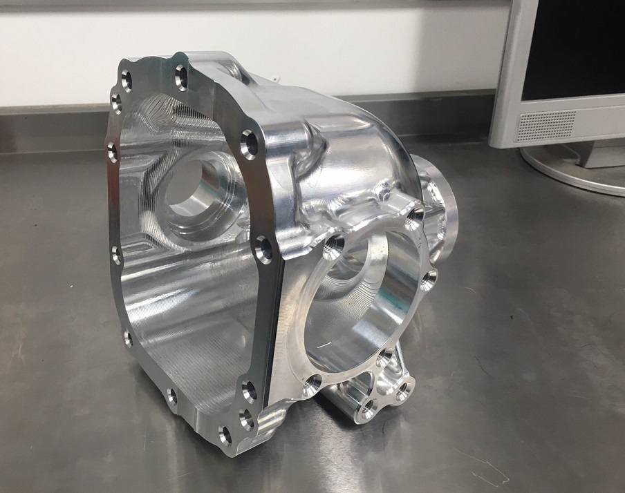Wr35bd Billet Front Differential Housing R35 Gt R