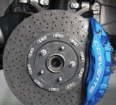 Brake Pad Alternatives For The Wgp Zr1 Cc Kit Handling
