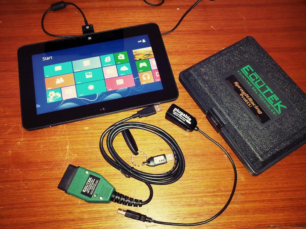 EcuTek + Dell Tablet Combo Deal - Engine - Nissan GT-R Heritage