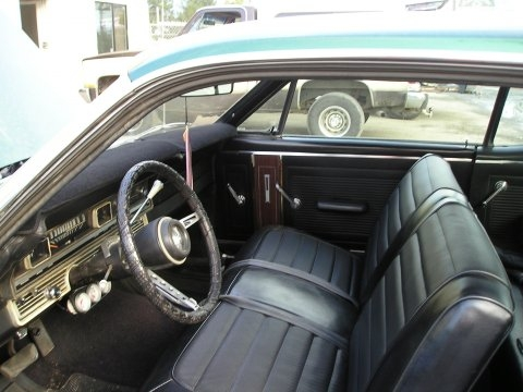 1967 Ford Fairlane 500 Hardtop 390 V8 Interior 1 Attachicon Rear