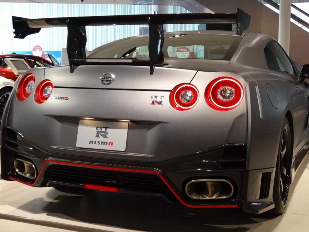 nismo body kit - Page 2 - R35 GT-R - Nissan GT-R Heritage