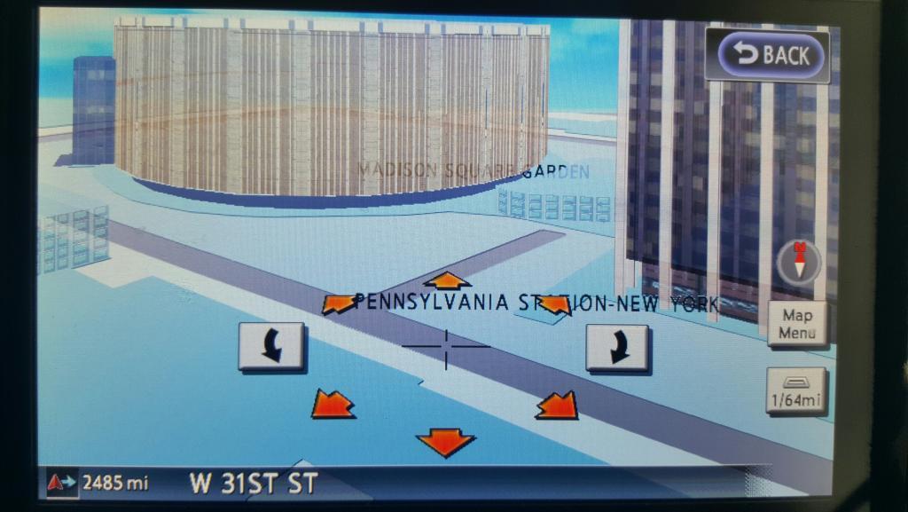 2008 2009 R35 Navigation Upgrade To Latest 2010 2015 Oem