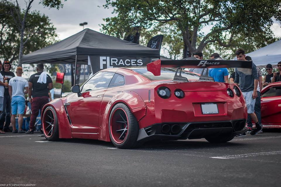 New Liberty Walk Submarine Kit For R35 The Lounge