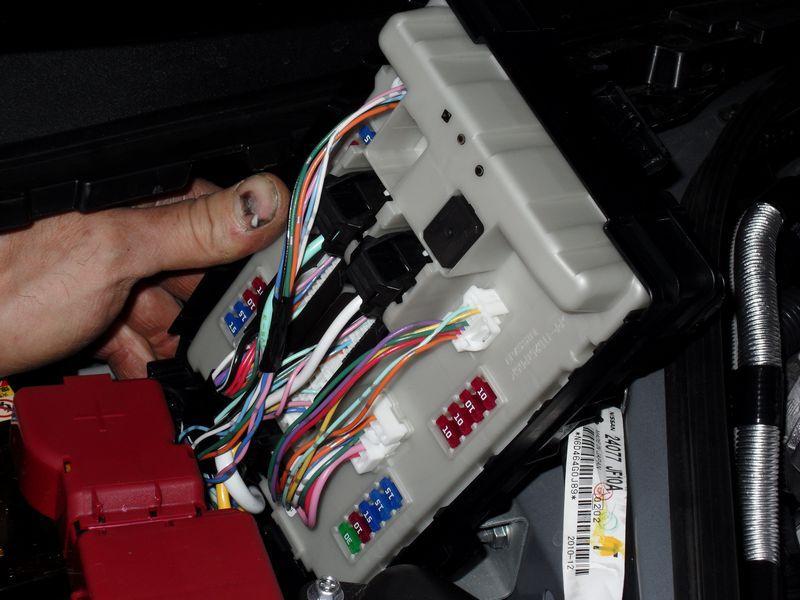 2012 Front Bumper LEDs  Always On   DIY  Maintenance